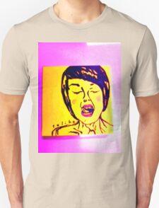 Post-it Pressure Self Portrait T-Shirt
