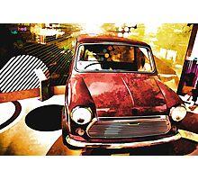 Retro Mini Dreams  Photographic Print