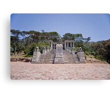 Rhodes Memorial I, Cape Town, South Africa Canvas Print
