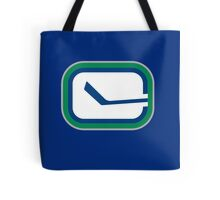 Vancouver Canucks Re-imagined 3rd Tote Bag
