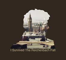 I Survived The Reichenbach Fall #2 Unisex T-Shirt