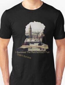 I didn't survive the Reichenbach Fall T-Shirt