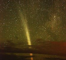 Magnificent Comet Lovejoy by Wayne England