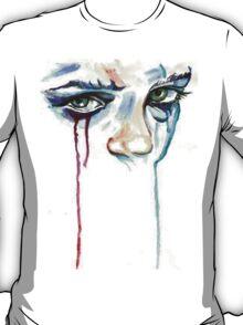 TearDrop/ORIGINAL PAINTING by Amit Grubstein T-Shirt