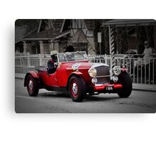 Bentley Mark VI Special 1947 Canvas Print