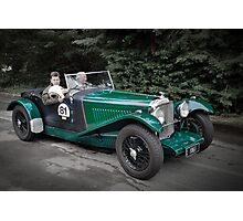 Bentley Mark VI Special 1948 Photographic Print