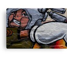 graffito Canvas Print
