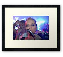 Lights 3 Framed Print