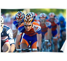 The Rabobank Train Poster