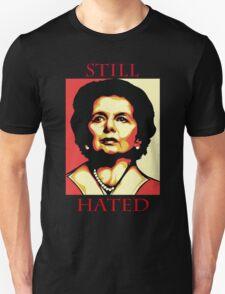 Margaret Thatcher 'Hate'  T-Shirt