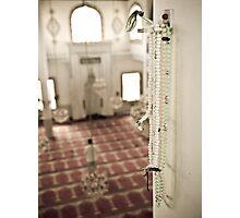 Prayer Beads Photographic Print