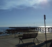 A peacefull place by the sea by CarmenD
