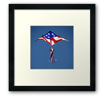 Something In The Air ~ Part Two Framed Print