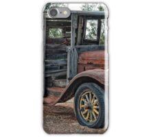 OLD TRUCK iPhone Case/Skin