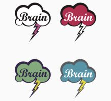 Colourful Brain Storm's by Lee Lacy