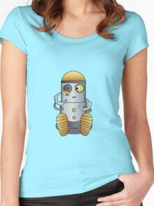 Broken Robot Women's Fitted Scoop T-Shirt