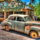TAILEM CAR by gus72
