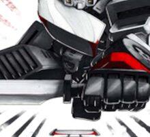 Drift Transformer! Sticker