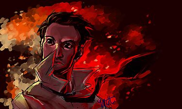 James Moriarty by deniigi