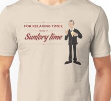 Suntory Time Unisex T-Shirt