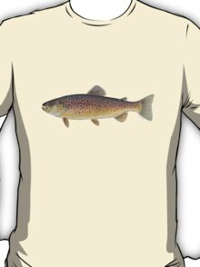 Brown Trout (Salmo trutta) T-Shirt