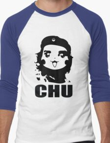 CHU Men's Baseball ¾ T-Shirt