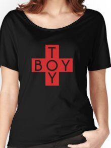 Toy Boy Women's Relaxed Fit T-Shirt
