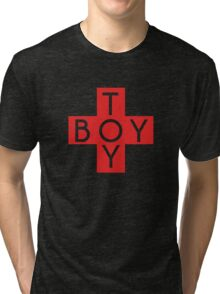 Toy Boy Tri-blend T-Shirt