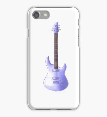 The Guitar Man iPhone Case/Skin