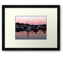Pretty In Pink ~ Part One Framed Print