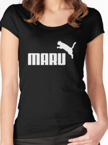 MARU Women's Fitted Scoop T-Shirt