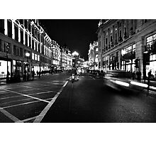 London on the Go Photographic Print