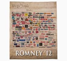 We the people, Romney 2012 by Alex Preiss
