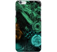 Techwork iPhone Case/Skin