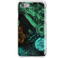 Techwork iPhone Case/Skin