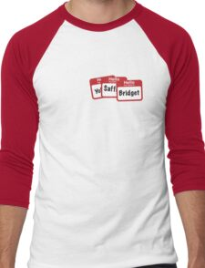 YoSafBridget Men's Baseball ¾ T-Shirt