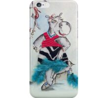 Hippo Dress up iPhone Case/Skin