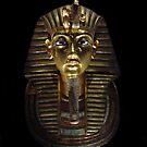Tutankhamun iPhone Case by Jan Vinclair