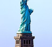 Lady Liberty by Ray Chiarello