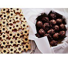 Cookies. Photographic Print