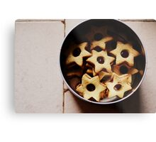 Cookies. Metal Print