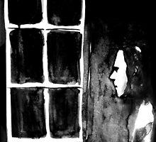 dark window by Loui  Jover