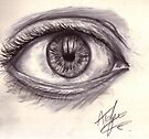 Eye by Andrew Taylor