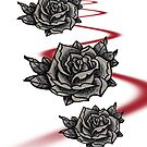 Tattooed Roses by design89