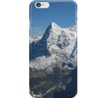 The Eiger iPhone Case iPhone Case/Skin