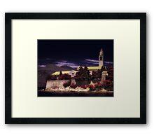 Franjevacki Samostan Framed Print