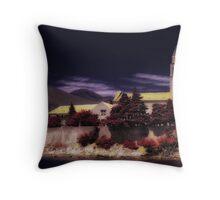 Franjevacki Samostan Throw Pillow
