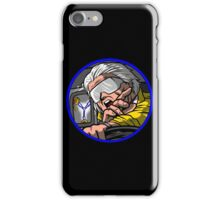 Time Travel Racer 2 Doc Version iPhone Case/Skin