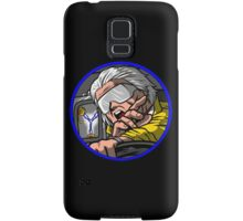 Time Travel Racer 2 Doc Version Samsung Galaxy Case/Skin