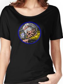 Time Travel Racer 2 Doc Version Women's Relaxed Fit T-Shirt